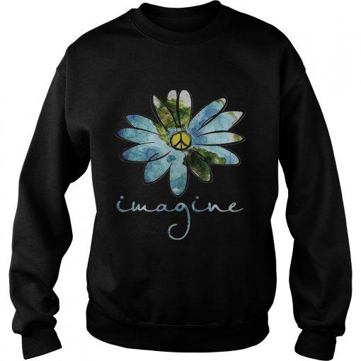Sweatshirt Sunflower imagine shirt
