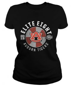 Auburn Tigers Elite Eight 2019 ladies tee