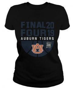 Best Auburn Tigers Final Four 2019 ladies tee
