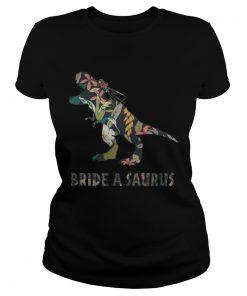 Bride A Saurus Rex ladies tee