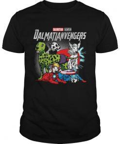 Dalmatianvengers Dalmatian Marvel Avenger Endgame shirt