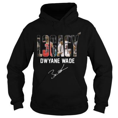 Dwyane Wade Legacy hoodie