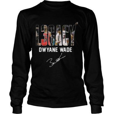 Dwyane Wade Legacy longsleeve tee