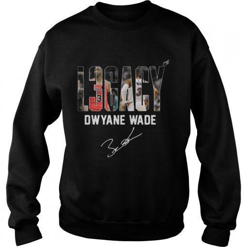 Dwyane Wade Legacy sweatshirt