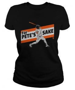 For Petes alonso ladies tee