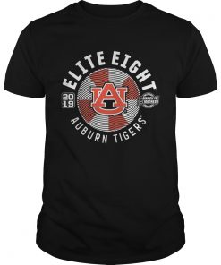 Guys Auburn Tigers Elite Eight 2019 shirt