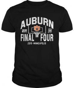 Guys Auburn Tigers Final Four 2019 Minneapolis shirt