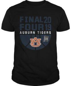 Guys Best Auburn Tigers Final Four 2019 shirt