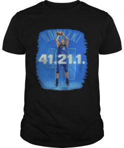 Guys Dallas Mavericks Dirk Nowitzki 41 21 1 shirt
