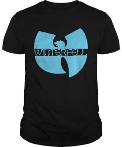 Guys Game Of Thrones Wu Tang winterfell shirt