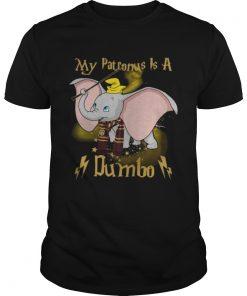 Guys Harry Potter my Patronus is a Dumbo shirt