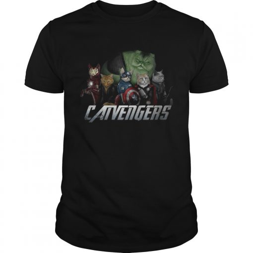 Guys Marvel Catvengers avengers shirt