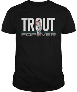 Guys Mike Trout Forever Shirt