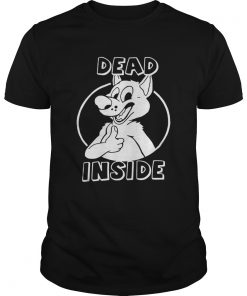 Guys Nonstoppup Dead Inside shirt