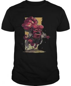 Guys Official Hellboy Original Art shirt