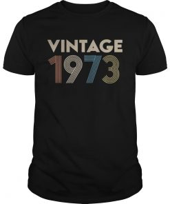 Guys Official vintage 1973 shirt