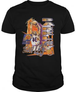 Guys Sir Charles Barkley Phoenix Suns Caricature shirt