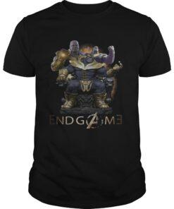Guys Thanos Marvel Avengers Endgame shirt
