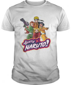 Guys Totally Spies Totally Naruto Onesie Shirt