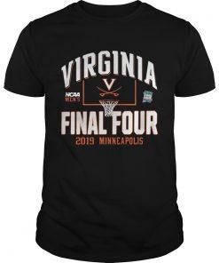 Guys Virginia Final Four 2019 Minneapolis shirt
