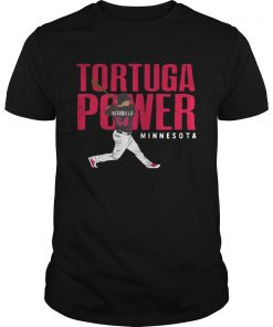 Guys Willians Astudillo La Tortuga Power Minnesota Twins shirt