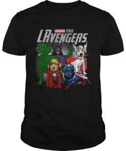 Labrador Retriever LRvengers avengers endgame shirt
