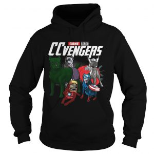 Marvel Cane Corso CCvengers hoodie