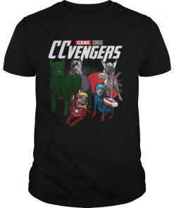 Marvel Cane Corso CCvengers shirt