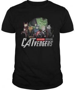 Marvel Catvengers avengers end game tshirt