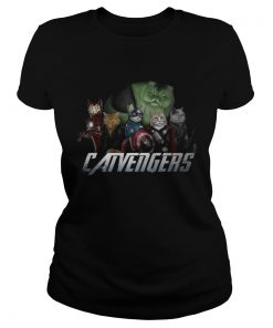 Marvel Catvengers avengers ladies tee