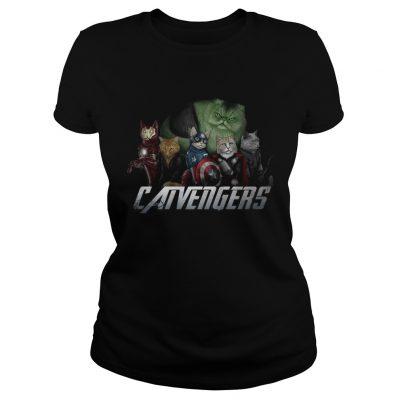 Marvel Catvengers avengers ladies tee