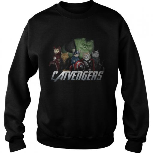 Marvel Catvengers avengers sweatshirt