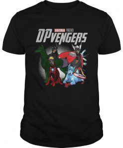 Marvel Doberman Pinscher DPvengers shirt