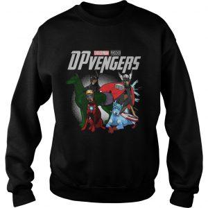 Marvel Doberman Pinscher DPvengers sweatshirt