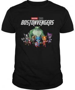 Marvel Endgame Terrier Terriervengerss tShirt