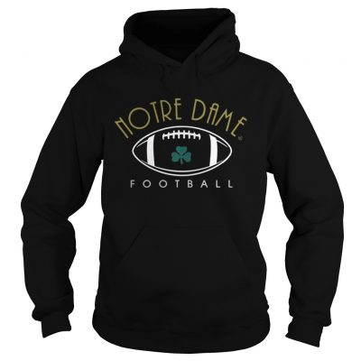 Notre dame the Hoodie
