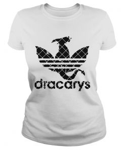 Official Dracarys Adidas Dragon Game Of Thrones ladies tee