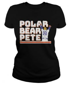 Polar Bear Pete Alonso ladies tee