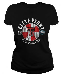 Texas Tech Red Raiders 2019 March Madness Elite Eight ladies tee