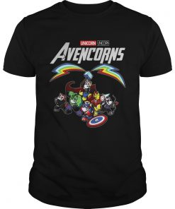 Unicorn Avencorns Avengers Marvel Endgame shirt