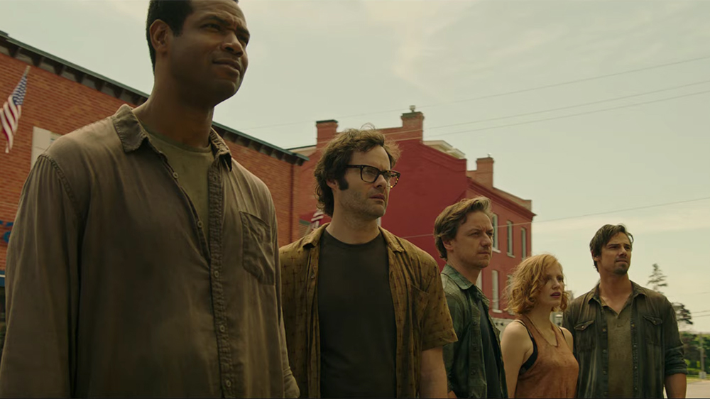 'It Chapter Two' Trailer The Losers' Club Returns to Derry Maine