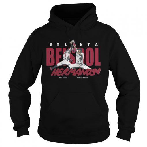 Atlanta Beisbol Hermanos hoodie