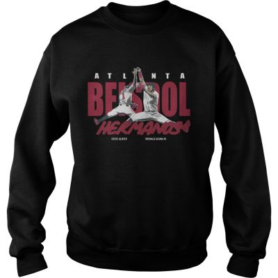 Atlanta Beisbol Hermanos sweatshirt