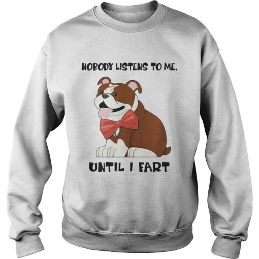 Bulldog Funny sweatshirt