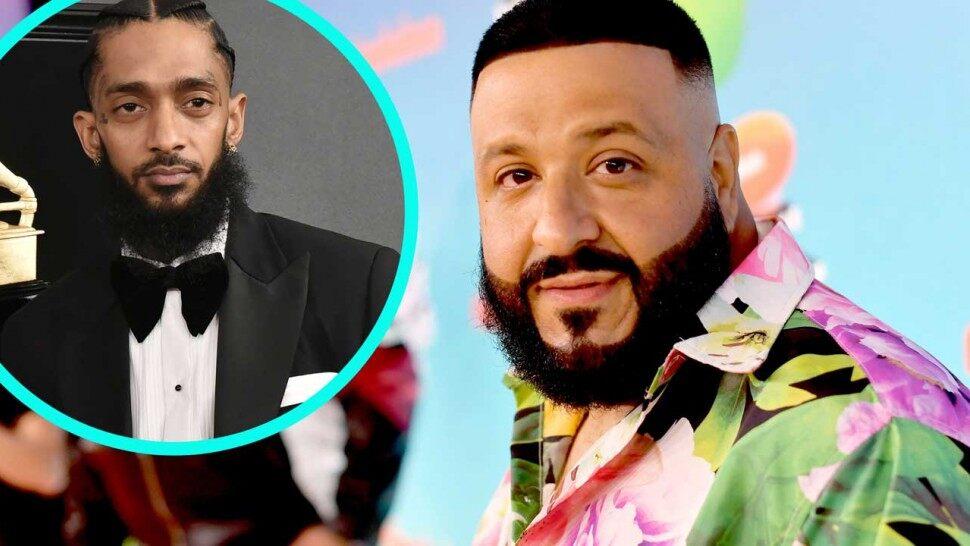 DJ Khaled Takes Nipsey Hussle 'Higher'