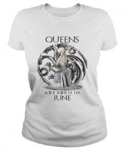 Daenerys Targaryen Queen are born in June Game Of Thrones  Classic Ladies