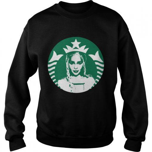 Daenerys Targaryens Starbucks Sweatshirt