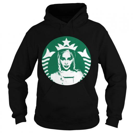 Daenerys Targaryens Starbucks hoodie