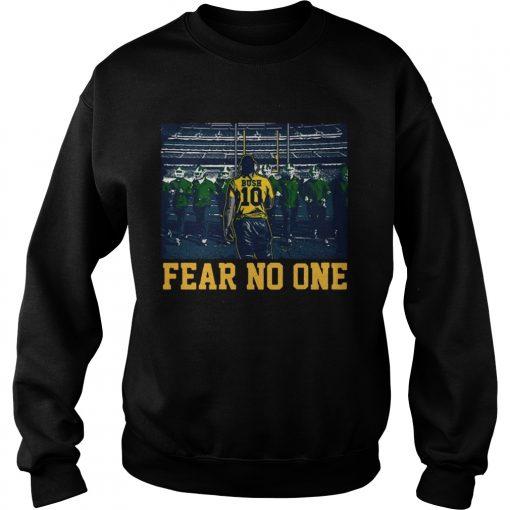 Devin Bush 10 Fear No One Sweatshirt