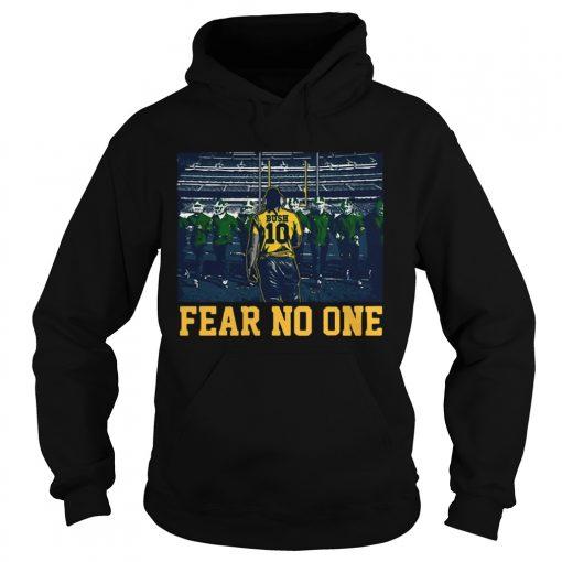 Devin Bush 10 Fear No One hoodie